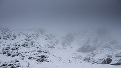 Frío polar, viento intenso, nevadas copiosas y olas de hasta 10 metros