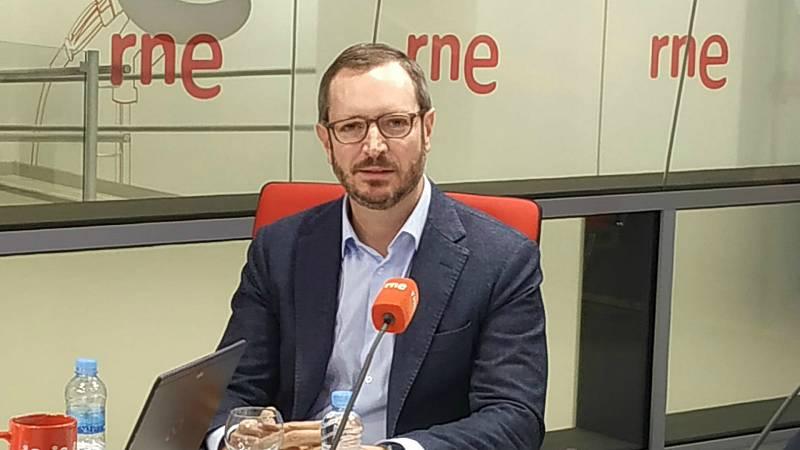 """Las mañanas de RNE con Íñigo Alfonso - Maroto: """"El PSOE no quiere ningún acuerdo con el PP"""" - Ver ahora"""