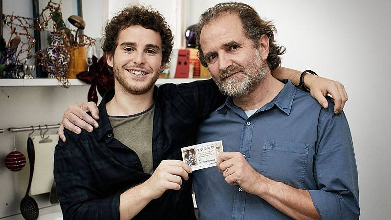 Tercer anuncio de la Lotería de Navidad de 2019: 'Ramón y José'