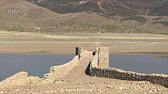 Lo que la sequía deja al descubierto