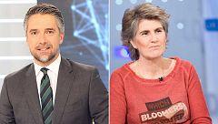 A partir de hoy - Carlos Franganillo y Paloma del Río ganan el Premio Ondas de TV