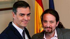 """A partir de hoy - Analizamos """"el abrazo del preacuerdo"""" con el experto, Luis Arroyo"""