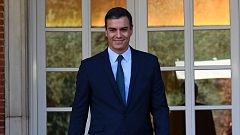 """Sánchez, a ERC: """"PSOE y Unidas Podemos apuestan por el diálogo"""""""