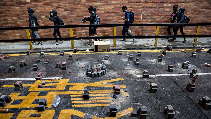 Los disturbios en Hong Kong obligan a cerrar varias universidades hasta 2020