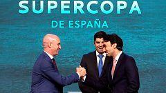 RTVE renuncia a pujar por los derechos de la Supercopa al disputarse en Arabia Saudí