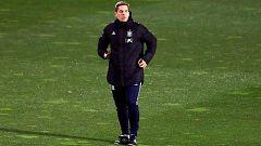 """Robert Moreno: """"Adama lo tenía claro, quería jugar con España"""""""