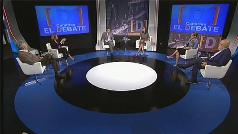 El Debate de La 1 Canarias - 14/11/2019