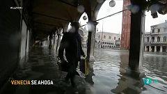Venecia se ahoga