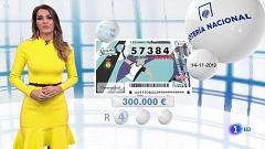 Lotería Nacional + La Primitiva + Bonoloto - 14/11/19