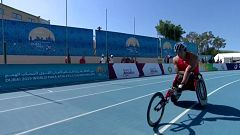 Atletismo - Campeonato del Mundo Paralímpico. Resumen 8ª jornada