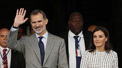 Los reyes finalizan su viaje de Estado a Cuba