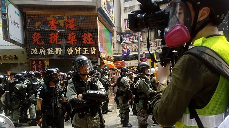 En Portada - La ira de Hong-Kong - ver ahora