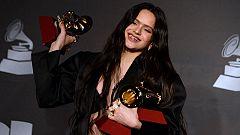 El fenómeno Rosalía arrasa en la vigésima edición de los Grammy Latinos