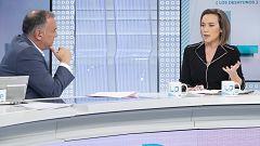Los desayunos de TVE - Cuca Gamarra, Vicesecretaria de Política social del PP