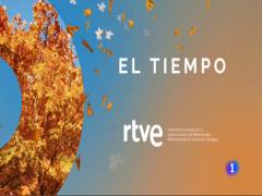 El tiempo en Aragón - 15/11/2019