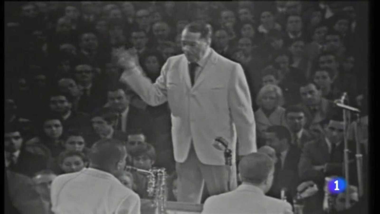 50 anys del mític concert de Duke Ellington a Santa Maria del Mar