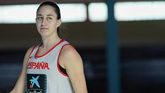 Vuelve la selección de baloncesto con la novedad de Maite Cazorla