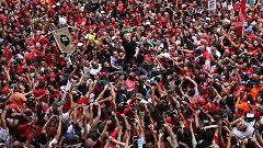 Lula da Silva reaparece en el Brasil de Bolsonaro