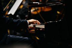 España Directo - Pasamos un día con el pianista Moisés Sánchez