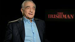 Días de cine entrevista a Martin Scorsese por 'El irlandés'