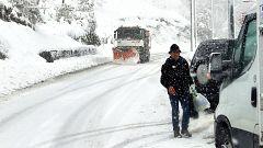 Siete comunidades en alerta por la ola de frío