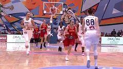 Baloncesto - Encuentro amistoso Selección Femenina: España - Francia