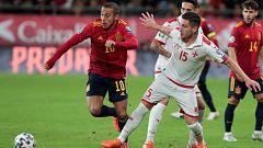 Fútbol - UEFA. Clasificación Eurocopa 2020: España - Malta