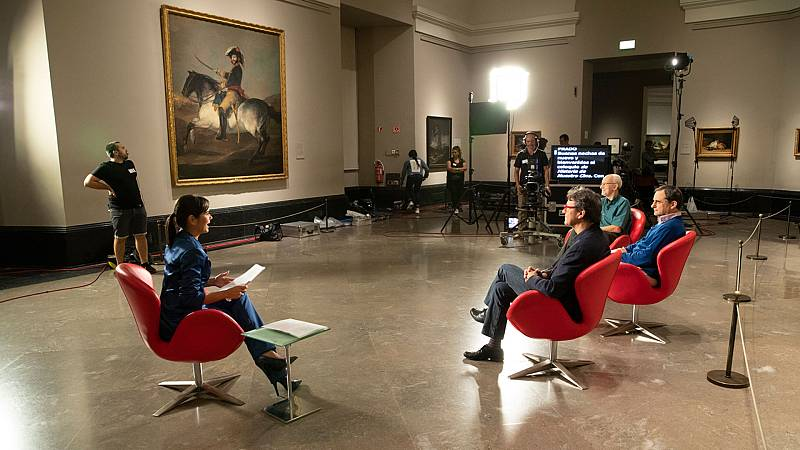 Historia de nuestro cine - Coloquio: Bicentenario del Prado - ver ahora