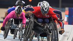 Atletismo - Campeonato del Mundo Paralímpico. Resumen