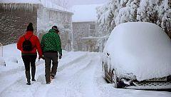 Precipitaciones fuertes en el norte y temperaturas bajas en los Pirineos