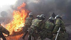 Enfrentamientos entre la Policía y los manifestantes deja al menos cinco muertos y 22 heridos en Bolivia