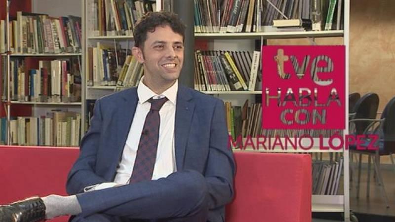 TVE habla con Mariano López - 16/11/2019