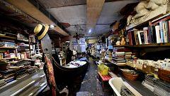 La librería veneciana de Acqua Alta sufre importantes daños en las inundaciones