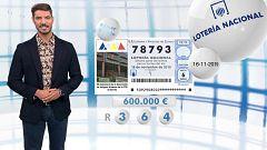 Lotería Nacional - 16/11/19