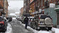 El temporal cede pero 8 provincias siguen con avisos por lluvia, nieve y olas