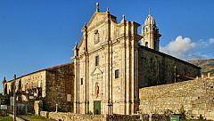 Una exposición rinde homenaje a las inscripciones en los muros del Monasterio de Oia