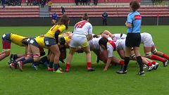 Rugby - Encuentro internacional Selección femenina: Occitania - España