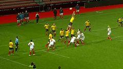 Rugby - Encuentro internacional Selección masculina: Occitania - España
