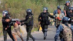 Al menos siete muertos en Cochabamba, tras los enfrentamientos entre la Policía y los seguidores de Evo Morales