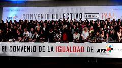 Informe Semanal - El convenio de la igualdad