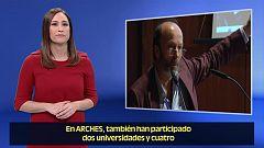 En lengua de signos - 17/11/19