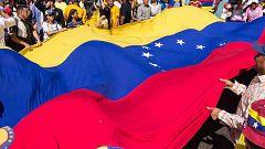 Venezuela vive una nueva jornada de protestas entre partidarios de Maduro y defensores de Guaidó