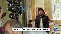 Corazón - Pablo López se da una segunda oportunidad con Laura Devesa, su novia de toda la vida