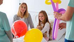 La risa, una de las mejores medicinas para los niños hospitalizados
