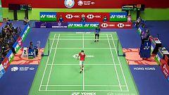Bádminton - Open de Hong Kong: Final individual masculina