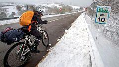 El temporal se debilita y mejoran las carreteras, con 17 puertos cerrados