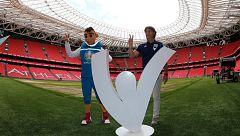 Bilbao se vuelca con la celebración de la Eurocopa