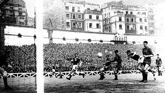 Medio siglo sin ver a la selección española en San Mamés