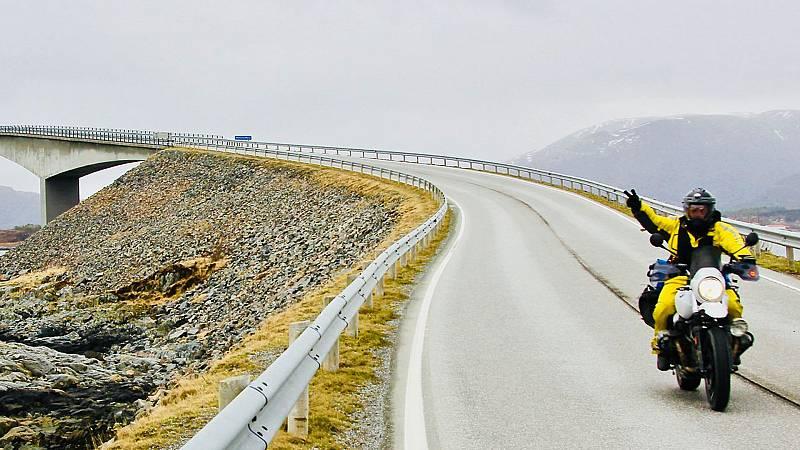 Diario de un nómada: Carreteras extremas 2 - La carretera del Océano Atlántico - ver ahora