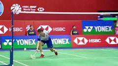 Bádminton - Open de Hong Kong: Final individual femenina: Chen Y.F. - Intanon